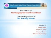 harduaganj thermal power station h....