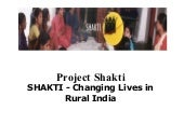 Projectshakti hul
