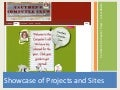Projects Slideshow