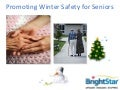 Promoting Winter Safety for Seniors