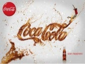 Promotion mix of coca cola