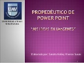 Propedéutico de power point