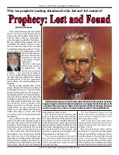 Prophecy Lost And Found  -  Prophec...