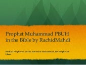 Prophet muhammad in the bible by ra...