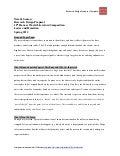 Research Design Proposal