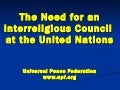 Interreligious Council at the UN