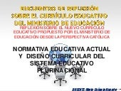 Propuesta educativa   perspectiva c...