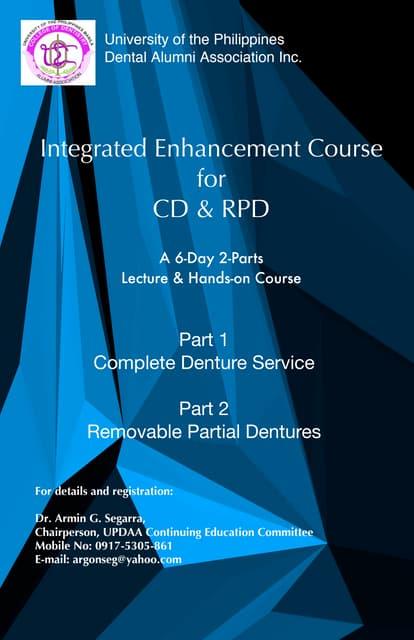 CD RPD