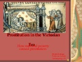 Prostitution In The Victorian Era