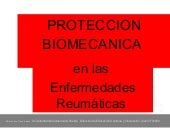 Proteccion biomecanica