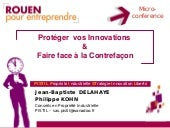 Protéger Vos  Innovations &  Faire ...
