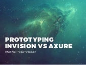 Prototyping invision vs axure