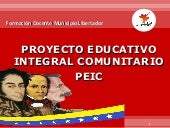 Proyecto educativo integral comunit...