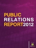 Public Relations Report Romania 2012