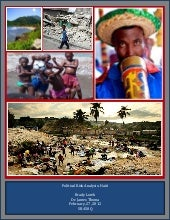 Political Risk Analysis: Haiti