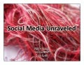 Unraveling The Social Web