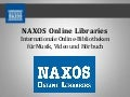 NOL NAXOS Online Libraries