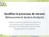 XL Formation - Qualifiez le process...
