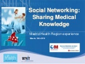 Social Networking to Share Medical ...