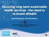 Healthcare Systems Sustainability. ...