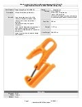 Utility Clips MCR Safety - Now in India +91-98851-49412