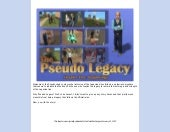 The Pseudo Legacy - Chapter One