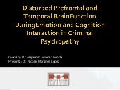 SB-090717 Disturbed Prefrontal and...