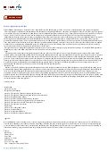 Psoriasis   pipeline review, h1 2014