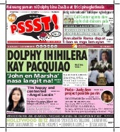 PSSST July 16 2012 issue