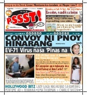 PSSST July 18 2012 issue