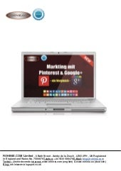 ROHINIE.COM: Marketing mit Pinteres...