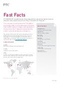 PTC Fast Facts