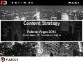 Content Marketing Strategy - Pubcon Presentation