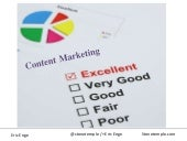 Content Marketing Excellence: What It Is, and How To Get It