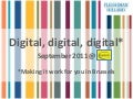 Digital and Public Affairs in Brussels