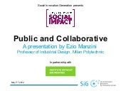 Public & Collaborative