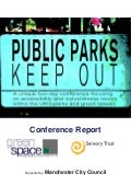 Public Parks, Keep Out: Report Focusing on Accessibility and Inclusiveness Issues of Parks and Green Spaces