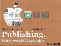 Publishing 2.0. What Would Apple Do?