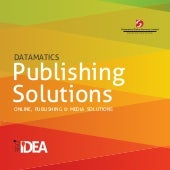 Datamatics Publishing Solutions
