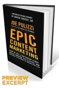 Joe Pulizzi's Epic Content Marketing - Sample Chapter