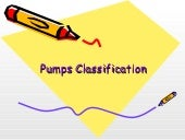 Pumps-classification senator