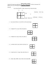 Printables Punnett Square Worksheet Answers punnett squares review worksheet