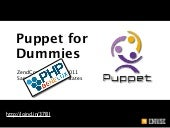Puppet for dummies - PHPBenelux UG ...