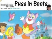 Puss in boots(audio)