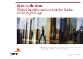 "Etude PwC : ""Digital Banking Survey..."