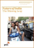 Etude PwC Future of India (avril 2015)