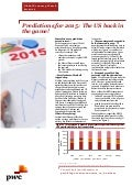 "Etude PwC ""Global economy watch"" (jan. 2015)"