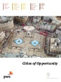 Etude PwC 2012 Cities of Opportunities