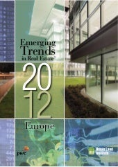 PwC Emerging Trends Real Estate Eur...