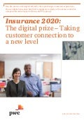 "Etude PwC ""Insurance 2020"" : dommage et digital (2014)"